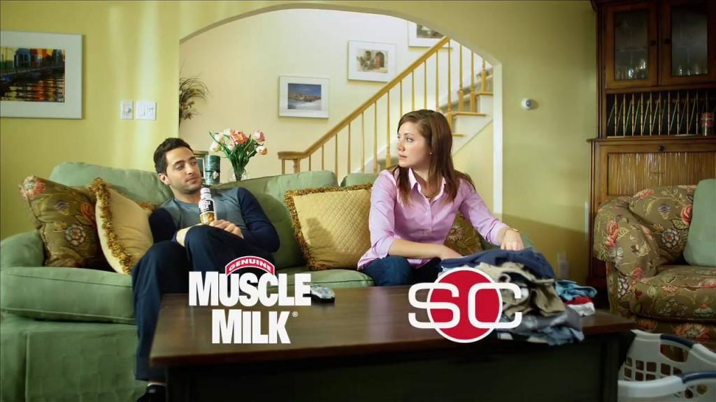 ESPN Muscle Milk