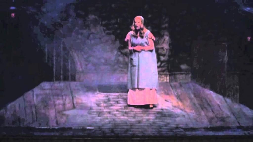 Bianca Jamotte Musical Theater Reel