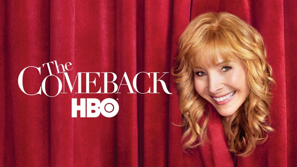 The Comeback now streaming on HBOGo!